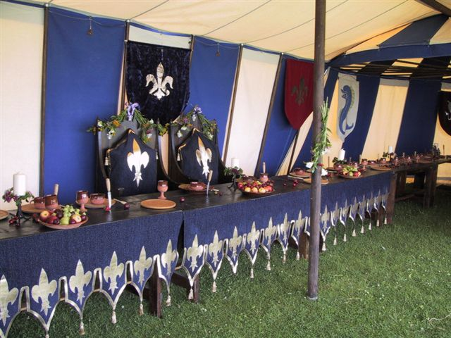 Fantaysia are the only company within the UK that owns the largest collection of Medieval tents for hire within the UK. & Medieval Tents | Medieval Marquees | Tournament Tents | Fantaysia